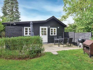 Awesome home in Ebeltoft w/ 1 Bedrooms (D16668)