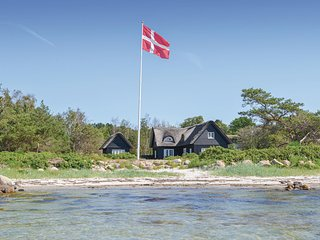 Amazing home in Ebeltoft w/ WiFi and 3 Bedrooms (E4252)