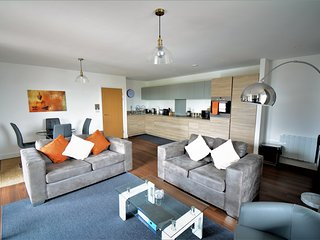 Kennet House Serviced Apartments, Reading by Ferndale - Apt B