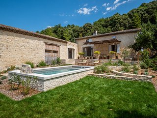 Ultimate Farmhouse in Provence-Built in 1650s entirely and tastefully renovated
