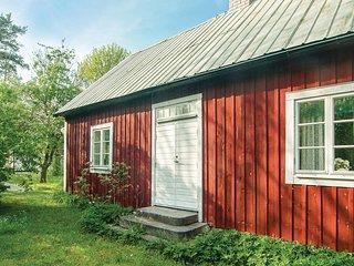 Nice home in Lärbro w/ 1 Bedrooms (S42170)
