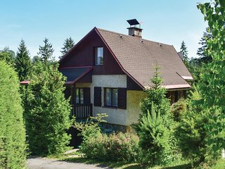 Stunning home in Klasterec nad Orlici w/ 3 Bedrooms (TBO429)