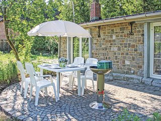 Nice home in Meeuwen-Gruitrode w/ WiFi and 1 Bedrooms