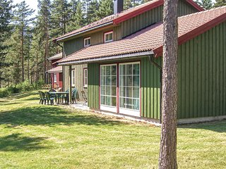 Beautiful home in Dølemo w/ Sauna, 5 Bedrooms and Indoor swimming pool (N34195)