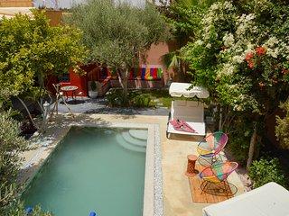 Belle Villa situee a 12 mn de la medina de Marrakech
