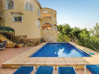 Beautiful home in Benissa w/ Outdoor swimming pool, WiFi and Outdoor swimming po