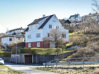Stunning apartment in Farsund w/ 2 Bedrooms (NVK052)