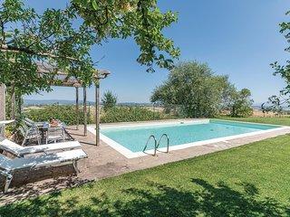 Comfortabel vakantiehuis met panorama-uitzicht