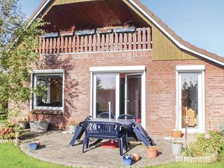 Nice home in Dagebüll w/ WiFi and 4 Bedrooms