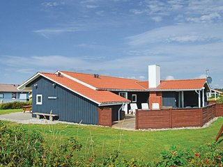 Amazing home in Harboøre w/ Sauna, WiFi and 4 Bedrooms (C79244)