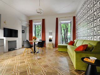 Cristallo - Elegant 1 bedroom apartment in the heart of Milan