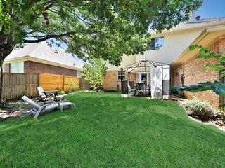 Bright family home w/ home office, furnished patio & grassy yard!