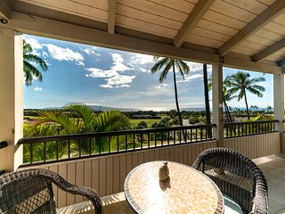 New Listing!  Molokini to West Maui Ocean Views, Modern Wailea Single Level