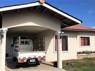 Casa para rentar en San Pablo Nuevo David Panama
