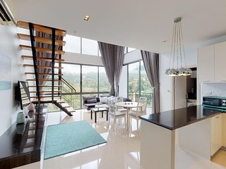 Kamala 2 bedroom Penthouse Mountain View For Rent A41