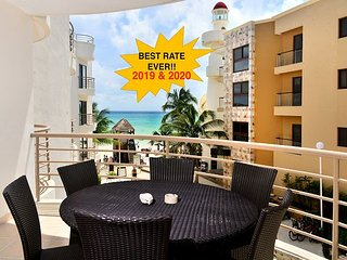 SPECIAL 2019 & 2020 RATES! Luxurious Beachfront Condo; 2-Bdrm, (CM202)