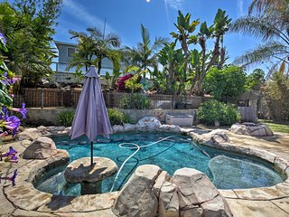 NEW! San Diego Area Home w/ Pool - 10 MI to D/T!