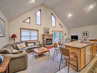 Lake Harmony Home w/Hot Tub, Deck & Game Room