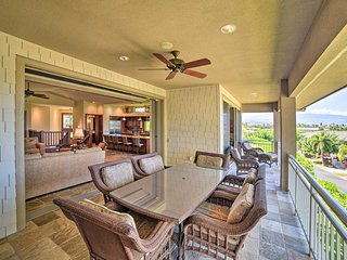 Upscale Mauna Lani Resort Villa - 1 Mi to Beach!