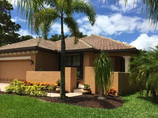 Paradise villa, private heated pool, Rotonda, Florida, sleeps 6 , 5 day cancella