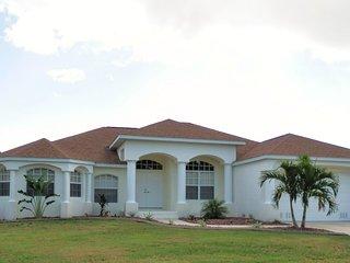 Broadkey villa in Rotonda, year round heated pool,  Sleeps 8 , 5 day cancellatio