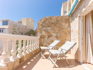 Spacious Flat with Free Wifi&Great View - Playa Sotavento, Costa Calma  (41LC)