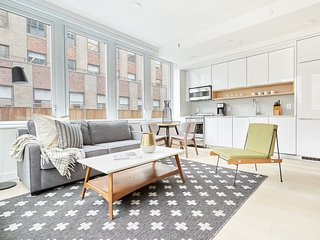Sonder | Stock Exchange | Polished 1BR + Terrace
