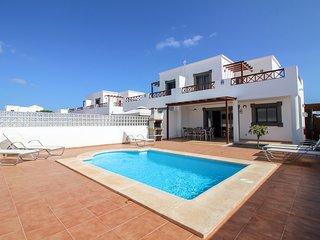 Stunning villa near the beach w/ private pool, terrace & modern amenities!