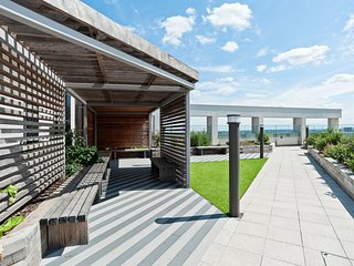 Stunning 1-bed apt w/Roof Terrace in Canning Town