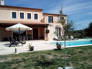 Casa Amador - Quiet country house with private pool; near Cala Millor Beach