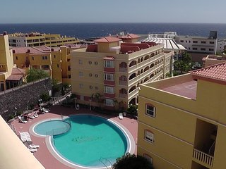 Penthouse -2 Bed -2 Bath -Free Wi-Fi -UK TV -Winter Gardens, Golf Del Sur
