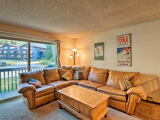 NEW! Alyeska Ski Condo w/ Views - Walk to Lift!