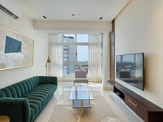 Tree tower III, 10H · Designer Flat I 2BR I w/pool Downtown SDQRentals