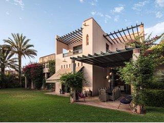 Private 4 BR Villa at Four Seasons Hotel Marrakech