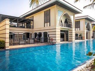 Stunning 5 BR Villa at Zabeel Saray Palm Jumeirah