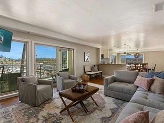 New Listing!  Modern Renovated Penthouse 402B
