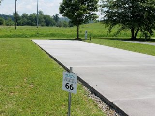 RV Standard Paved Lot 66