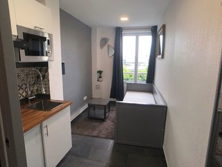 Renovated Studio La Villette - Bail Mobilite