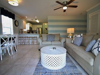 2BR/2BA condo located  steps from the Sugary White Sands of Seagrove Beach!!!