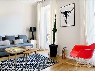 Confortable Appartement cosy rue paradis