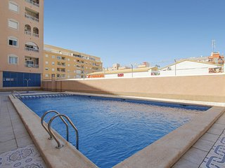 Nice home in Torrevieja w/ 2 Bedrooms and Outdoor swimming pool (EBI121)