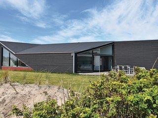 Beautiful home in Ulfborg w/ Sauna, WiFi and 4 Bedrooms (C75089)
