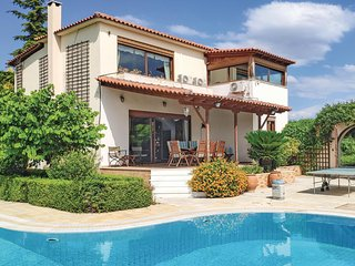 Vakantiehuis met veel comfort (GPE250)