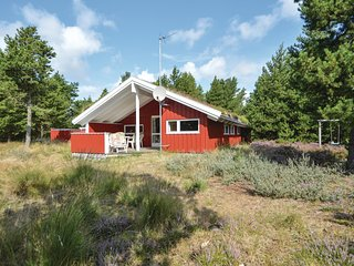 Beautiful home in Rømø w/ Sauna, WiFi and 3 Bedrooms (R10210)
