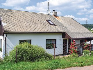 Nice home in Cerveny Kostelec w/ 3 Bedrooms and Outdoor swimming pool
