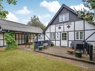 Stunning home in Rømø w/ WiFi and 3 Bedrooms (R10411)