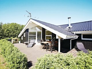 Nice home in Frørup w/ Sauna, WiFi and 3 Bedrooms (G53523)