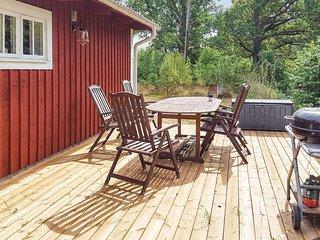 Nice home in Eringsboda w/ 1 Bedrooms