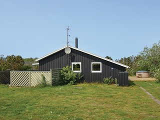 Stunning home in Snedsted w/ Sauna, WiFi and 4 Bedrooms