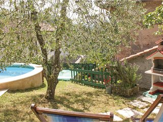 Amazing home in Bagni di Lucca LU w/ Outdoor swimming pool and 4 Bedrooms (ITL13